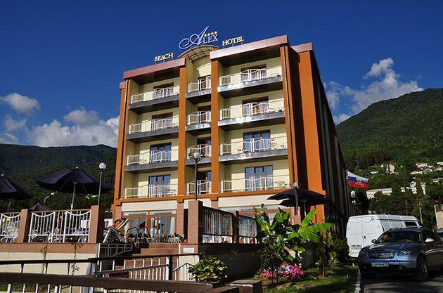 отель алекс гагра