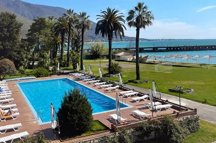 ашамта отель стандарт абхазия гагра