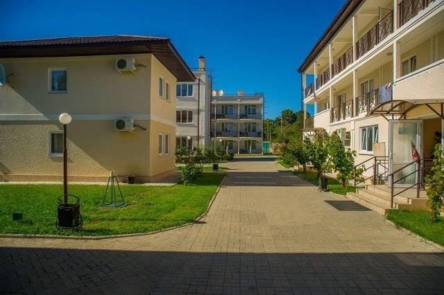 отель анакопия клаб новый афон