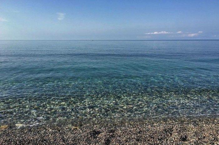 волшебное море курорта
