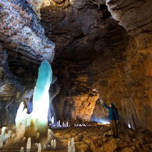 пещера в селе Отап Абхазия путеводитель